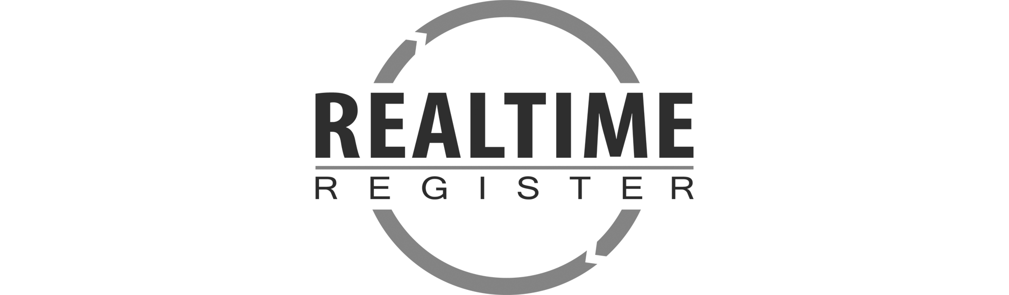 Real Time Register logo